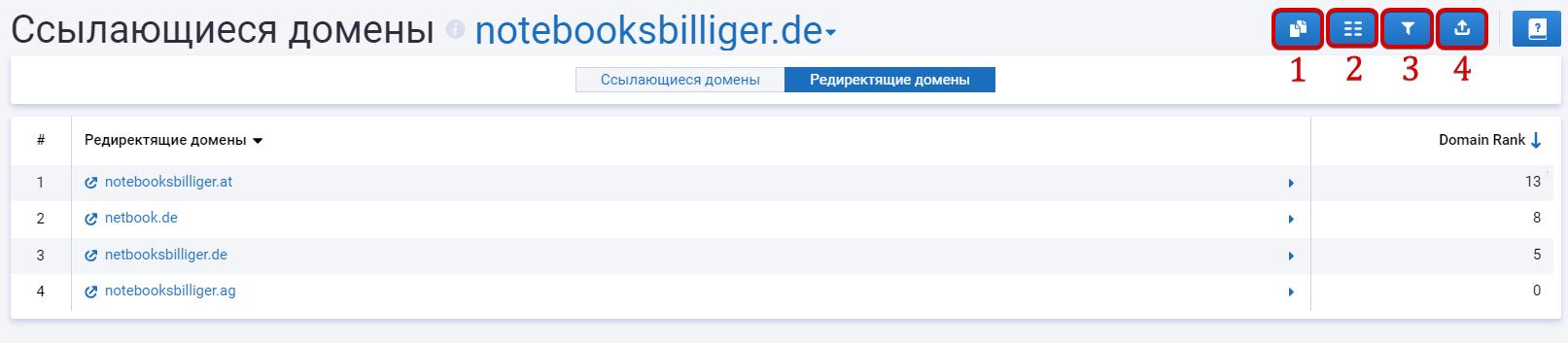 Ссылающиеся домены 16261788662110